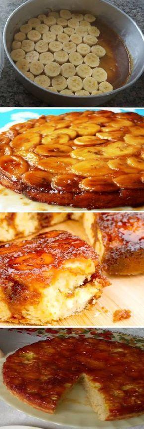 Después de hacer la mejor torta de Plátano Maduro del mundo, nunca más olvidará su sabor! Si te gusta dinos HOLA y dale a Me Gusta MIREN …