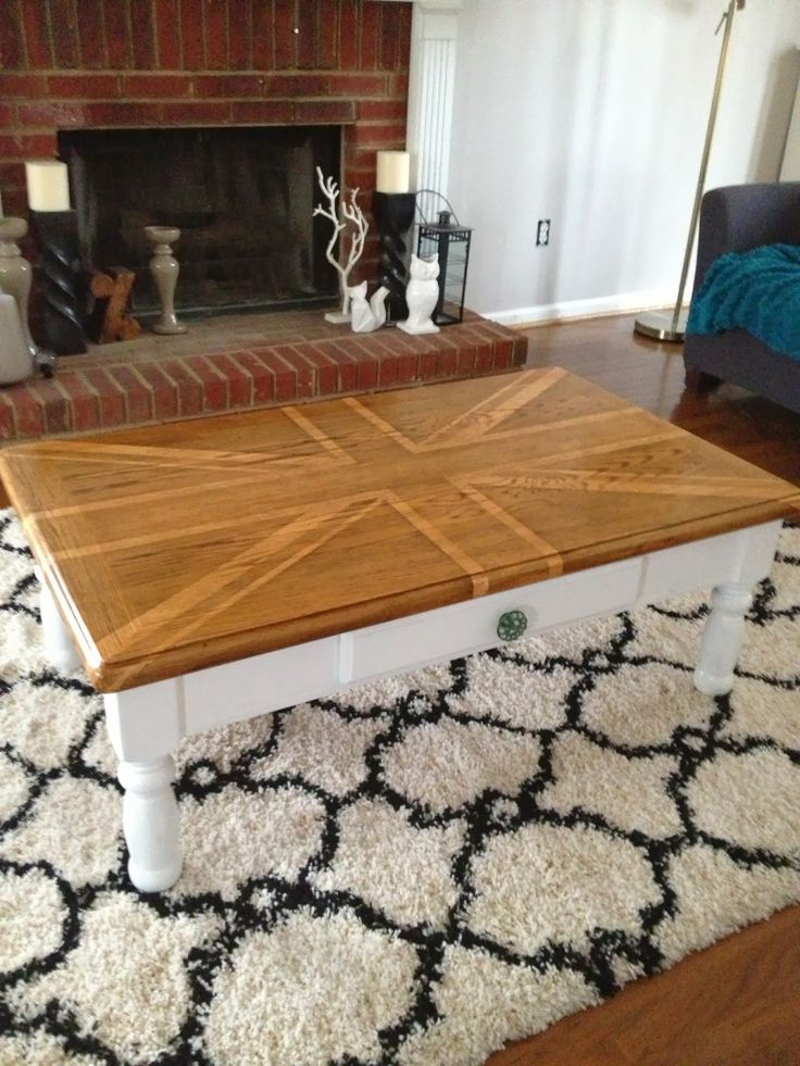 Magic City Thistle: Coffee Table Before U0026 After