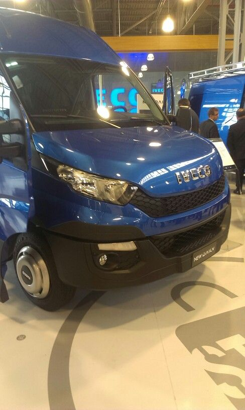 New Iveco Daily