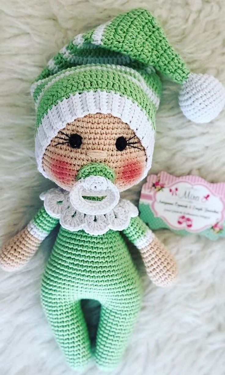 37+ Free Amigurumi Crochet Doll Pattern and Design ideas