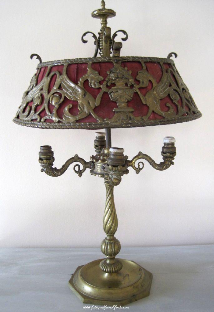 65 best French Lighting Antique & Vintage images on ...