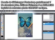 Vous vous dîtes que c'est sûrement illégal ou limité ? Et bien, non ! C'est totalement légal, illimité et gratuit. L'alternative gratuite à Photoshop CS qui va soulager votre portefeuille s'appelle Pixlr. Découvrez l'astuce ici : http://www.comment-economiser.fr/comment-telecharger-photoshop-gratuitement.html?utm_content=bufferc5d85&utm_medium=social&utm_source=pinterest.com&utm_campaign=buffer