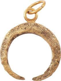 VIKING LUNAR PENDANT C.850-1050 AD