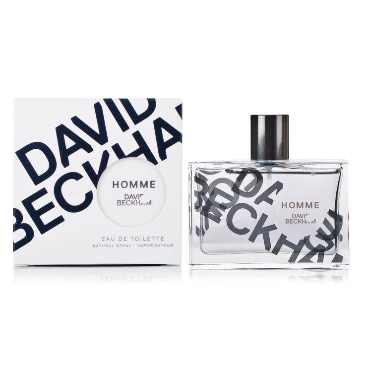 Το Homme από τον οίκο David & Victoria Beckham είναι ένα Ξυλώδες Συπρέ άρωμα για άνδρες. Αποκτήστε το Eau de Toilette 75ml με έκπτωση, από 45,00€ μόνο με 16,50€! #aromania #DavidBeckhamPerfume #DavidBeckhamHomme #HommePerfume