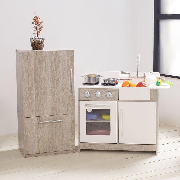 Soho Big Play Kitchen Set Play Kitchen Sets Wooden Play Kitchen Play Kitchen