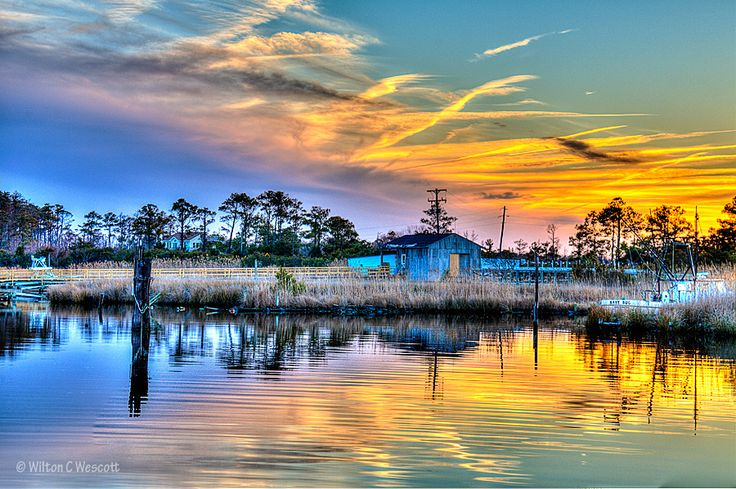 17 Best Images About Outer Banks Sunsets On Pinterest