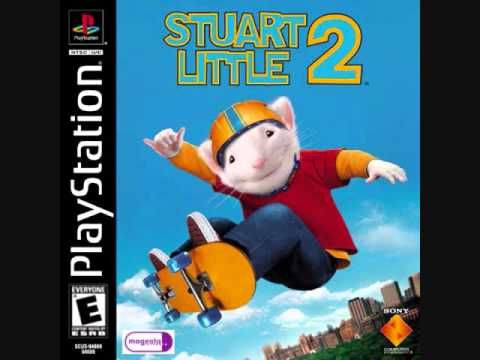 Stuart Little 2 (PS1) - Intro/Minigame/Credits - YouTube