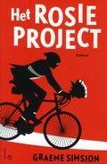 Rosie project - Graeme Simsion
