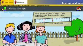 """""""Un mundo a tu medida"""" (Medidas de Educación Primaria)"""