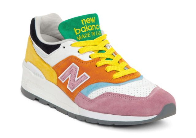 New Balance 997 Multi-Color in 2020