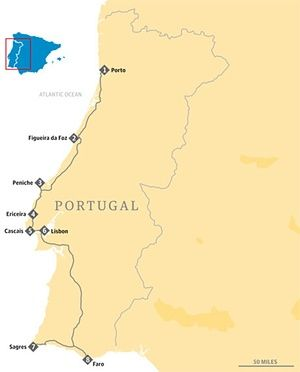 Road trip:  Surf safari, Portugal's Atlantic coast