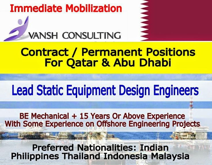 24 best Oil \ Gas   Power Sector Jobs in UAE, Qatar, Kuwait, Oman - static equipment engineer sample resume