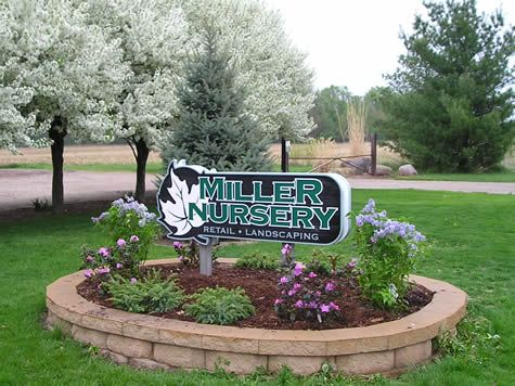 landscaping sign