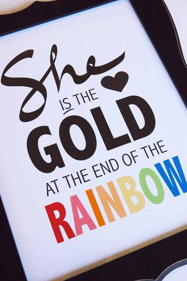 I just LOVE this Art Print because it's a such a simple reminder of our self-worth and the power we have as women to truly be the gold at...