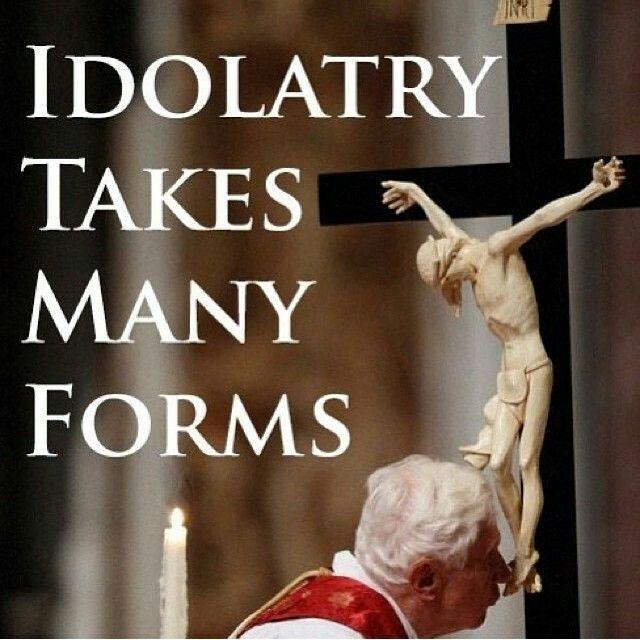 db970b81a2ca Leviticus 26 1 Ye shall make you no idols nor graven image