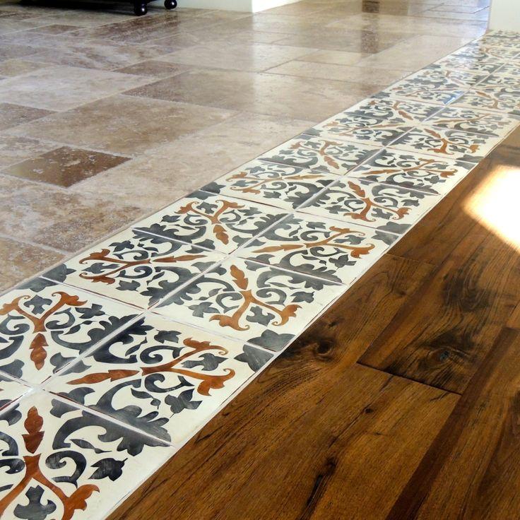 terracotta kitchen floor transitional - photo #5