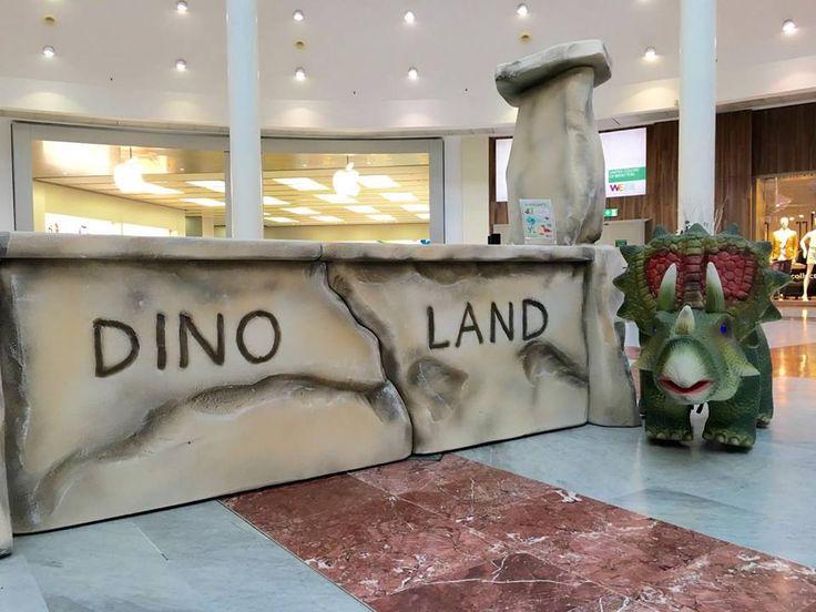 Sono tornati i dinosauri a I Gigli! #igigli #dinoland