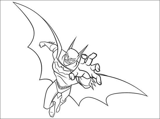 Les 25 Meilleures Idées De La Catégorie Coloriage Batman Sur Pinterest