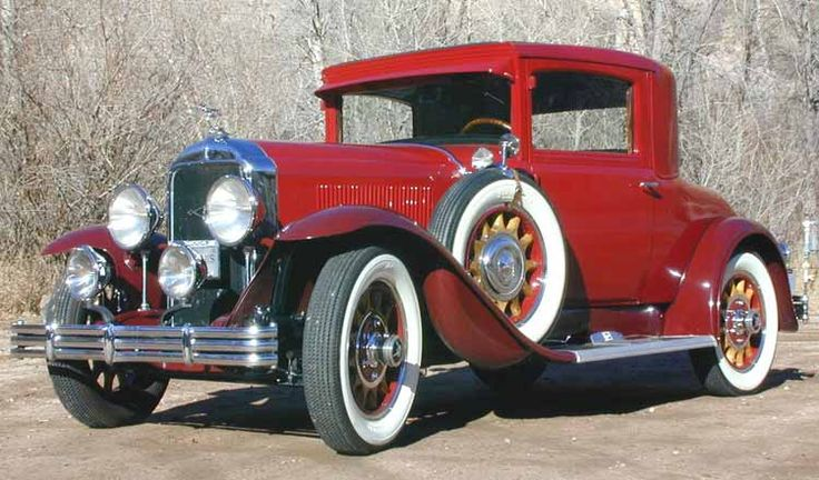 pre-war classic buicks   1929 Buick Model 26 Business Coupe