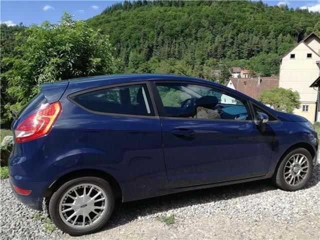 Ford Fiesta 1.25 Trend BJ 2009 Radio/CD,Klimaauto,elek. FH