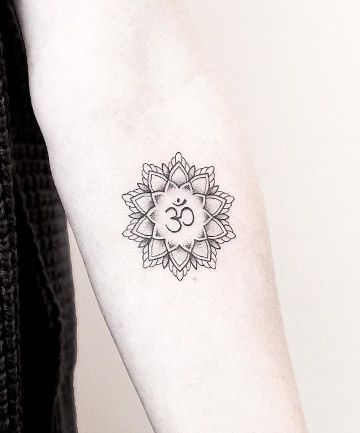 Embody your highest self with these earth-shatteringly gorgeous mandala tattoos