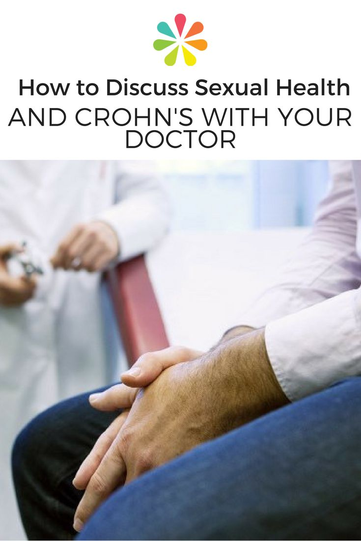 Sexuality and Crohns Disease - Healthline