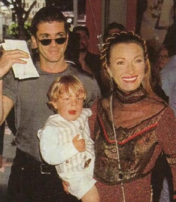 Joe Lando (Sully) and Jane Seymour (Dr. Mike) from Dr Quinn Medicine Woman
