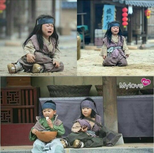 Song triplets taking a shot at acting.