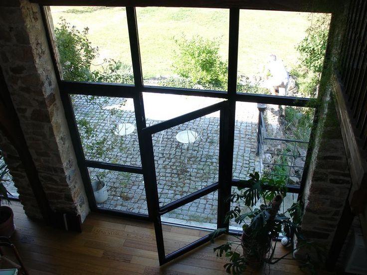 best 25 porte entree vitree ideas on pinterest porte d. Black Bedroom Furniture Sets. Home Design Ideas