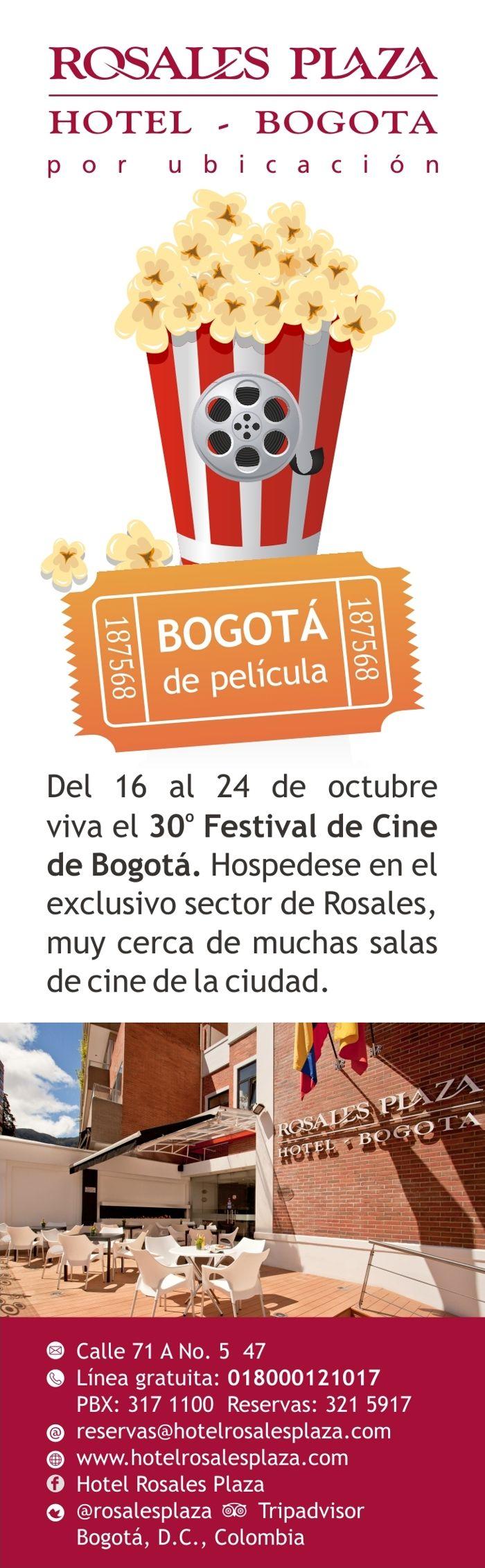 Bogotá de pelicula