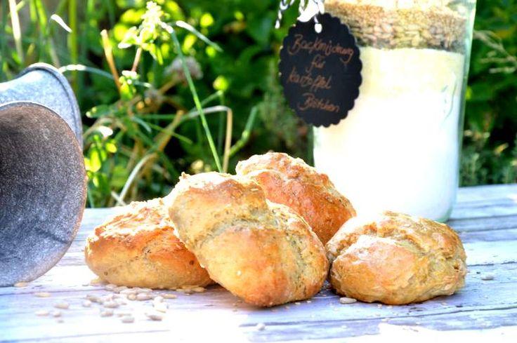 Backmischung für Kartoffel Brötchen - Powered by @ultimaterecipe