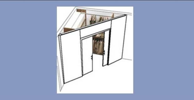 Oltre 25 fantastiche idee su armadio angolare su pinterest - Cabina armadio angolare mondo convenienza ...