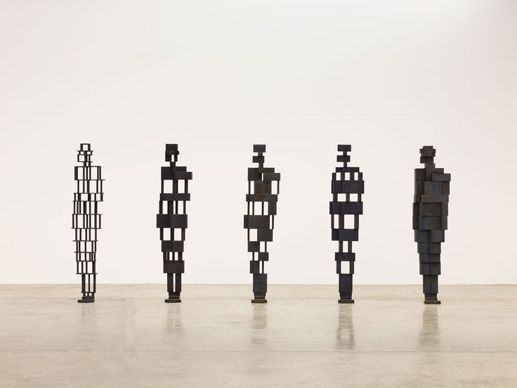 BUILDING 1-5 by Antony Gormley http://www.antonygormley.com/sculpture/chronology-item-view/id/2791/page/1#p1