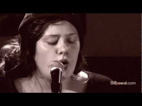In 2012 Adele was listed at number five on VH1′s 100 Greatest Women In Music. Watch this video made in 2008. Before she became famous and without the styling and the make up. Just The Voice.
