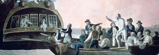 #OTD 4.28.1789 Mutiny on the HMS Bounty - Bing