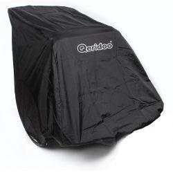 Qeridoo polkupyörän peräkärryn säilytyssuoja, 29,90€. Suojaa auringonvalolta, pölyltä ja sateelta. Ilmainen toimitus. #säilytyssuoja