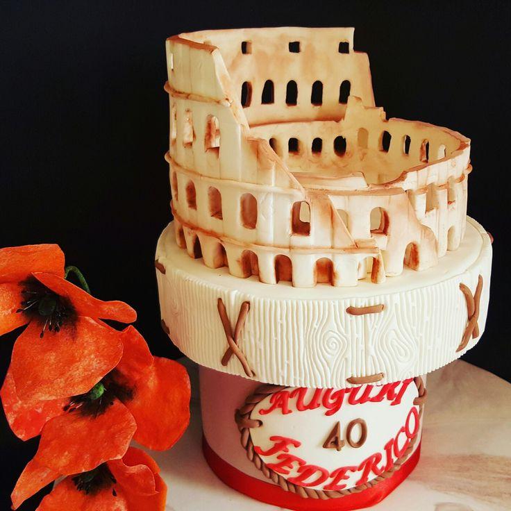 Torta Colosseo