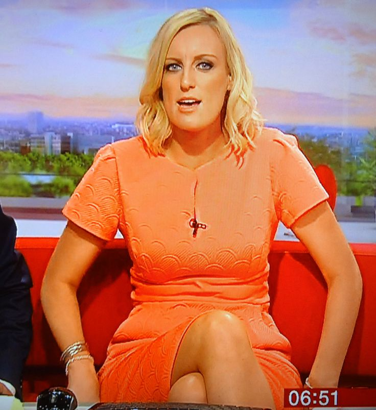 BBC Breakfast Steph. For the hashtag bantz.