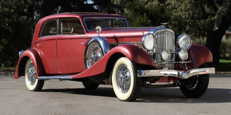 Queen of Diamonds Duesenberg headlines Auburn Labor Day sale | Classic Car News by ClassicCars.com