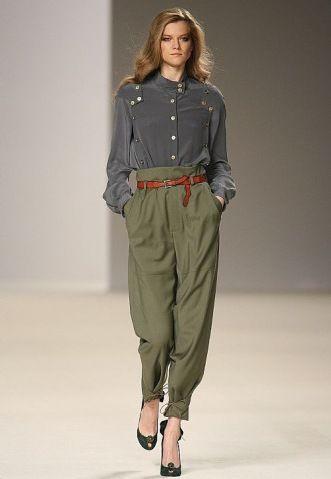 fashion uniform