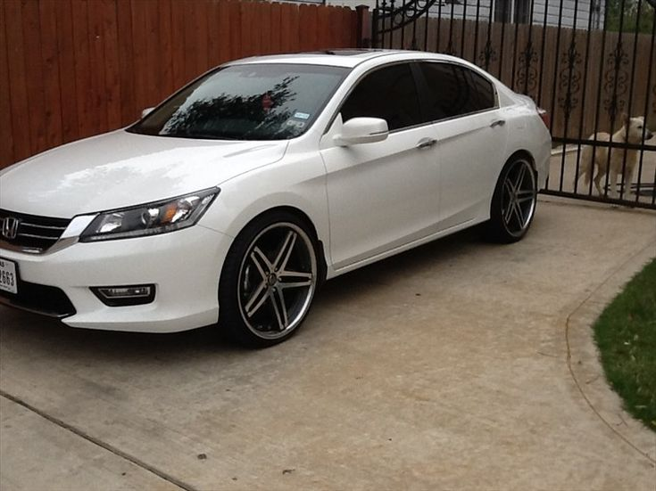 17 Best Images About 2014 Honda Accord Sport Rim Ideas On