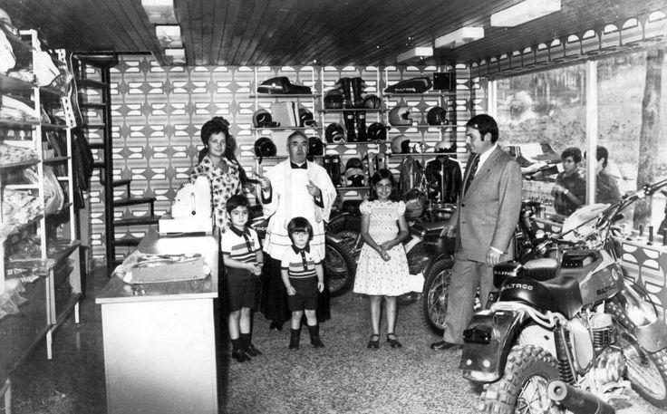 Inauguraci n de la tienda motos lolo santander - Be up santander ...