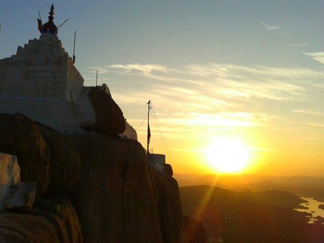@ Hanuman Temple - Hampi