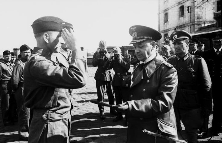"""marieviaux: """" Otto Kretschmer in the middle of his crew. He's never been seen wearing a white cap like most commanders in the Kriegsmarine. According to him white caps were - strictly speaking -..."""