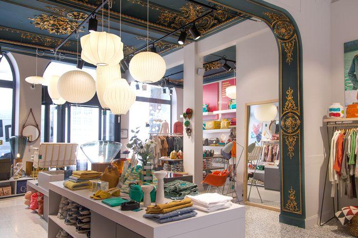 Boutique Bensimon à Dijon