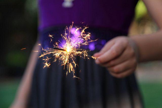 Magical Sparkler
