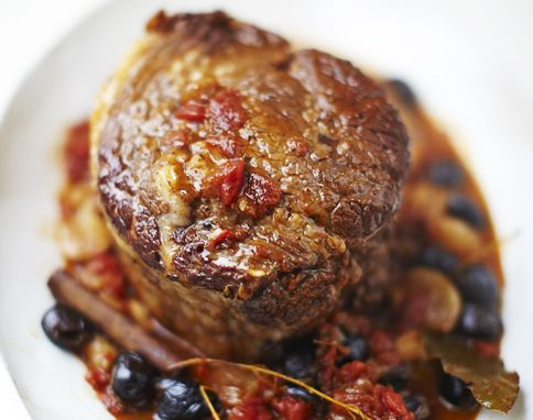 Check Out Beef Brisket With Red Wine Amp Shallots It S So