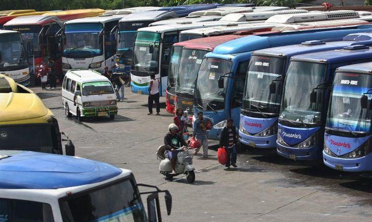 Semakin Diburu, Tarif Bus Naik Berlipat