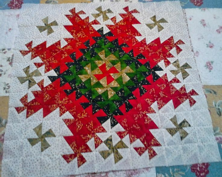 twister 'square dance' Marypatchwork