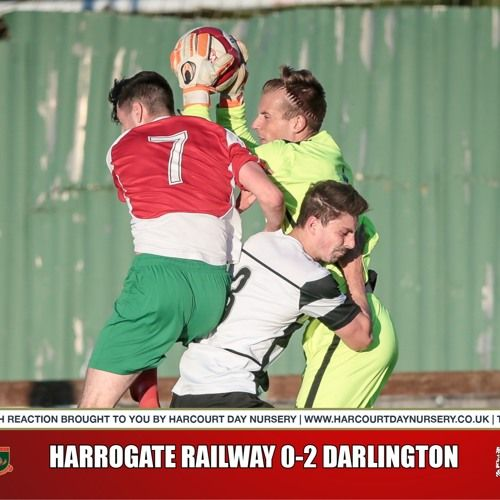 Darlington Post Match Reaction (Audio)    @therailfc @official_Darlo #NCEL    https://soundcloud.com/mark-patrick-doherty/darlington-post-match-reaction